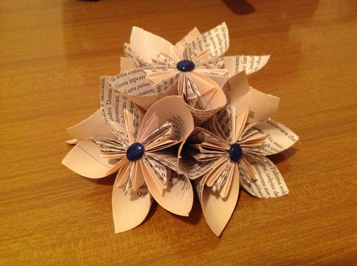 I love this paper flower!