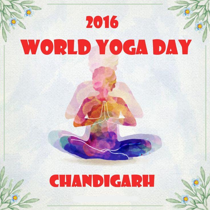 World Yoga Day 2016 event to be held in Chandigarh  http://www.celebrationsblog.com/world-yoga-day-2016-chandigarh/