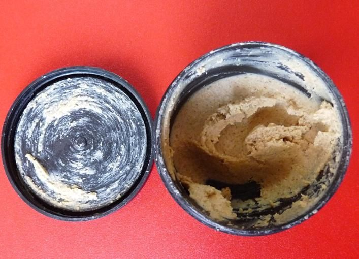 Homemade Version of Lush Oatifix Face Mask photo - Made this tonight with my…