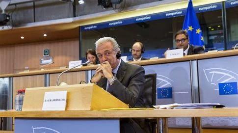 Aβραμόπουλος: Θα καταπολεμήσουμε τη λαθραία διακίνηση μεταναστών ~ Geopolitics & Daily News