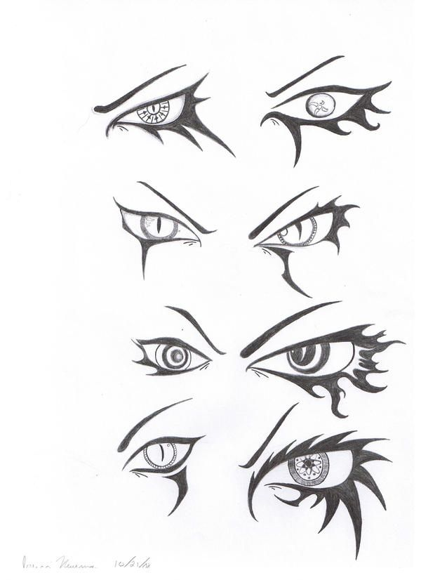 Demon Eyes By Vincentuchiha Demon Drawings Eye Drawing Tutorials Demon Eyes