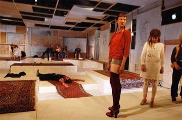Die Nibelungen - Stadttheater Konstanz 2005 | Christoph Diem