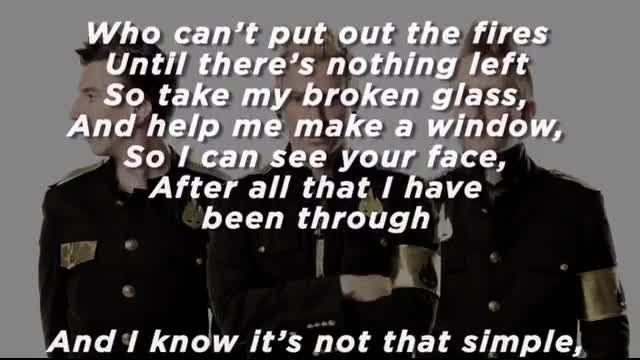 Thousand Foot Krutch - Watching Over Me (Slideshow With Lyrics) - Music Videos