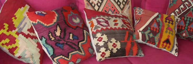Siggada Kilims, kilim and exotic textiles for the modern home, Home