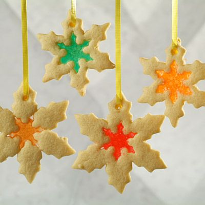32 best Windowed Cookies and Ornaments images on Pinterest ...