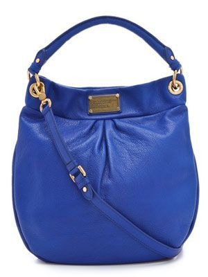 Hobo Bags Have To Love This Bright Blue Handbags