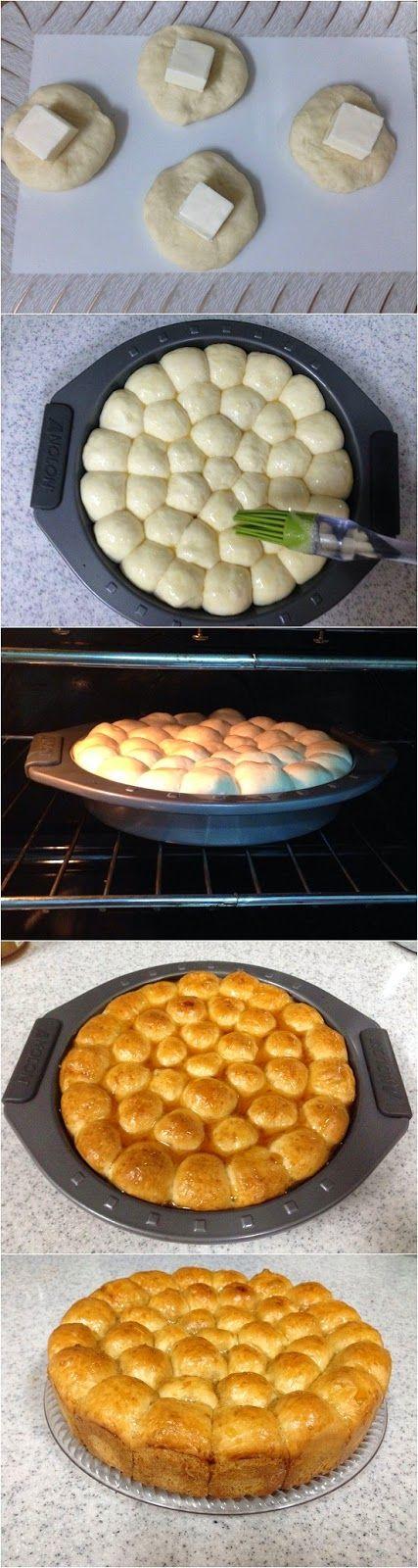 Honeycomb Bread