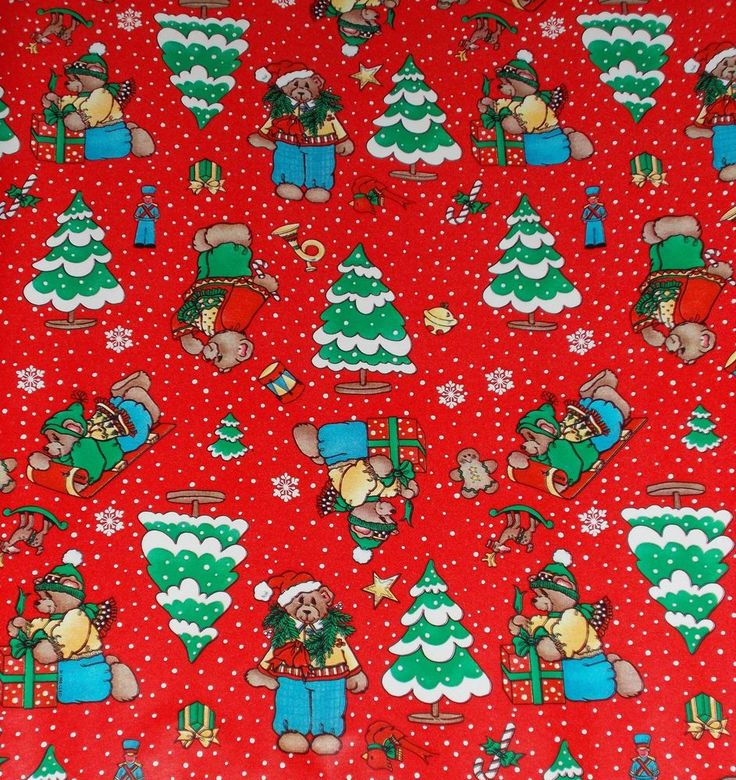 17 best images about vintage christmas wraps on pinterest for Best christmas wrapping paper