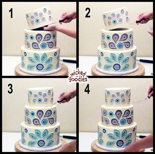 Best 25 Cake Dowels Ideas That You Will Like On Pinterest