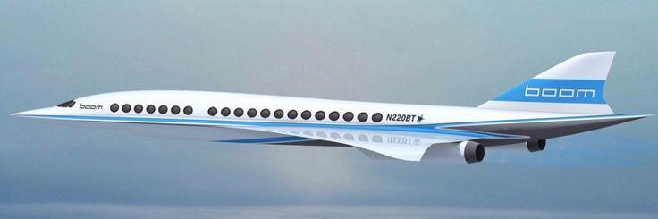 Een Amerikaans bedrijf belooft de terugkeer van passagiers met supersonische luchtvaart. Dit aan ongeveer dezelfde prijs als de huidige business class tickets. Boom, gevestigd in Denver, za