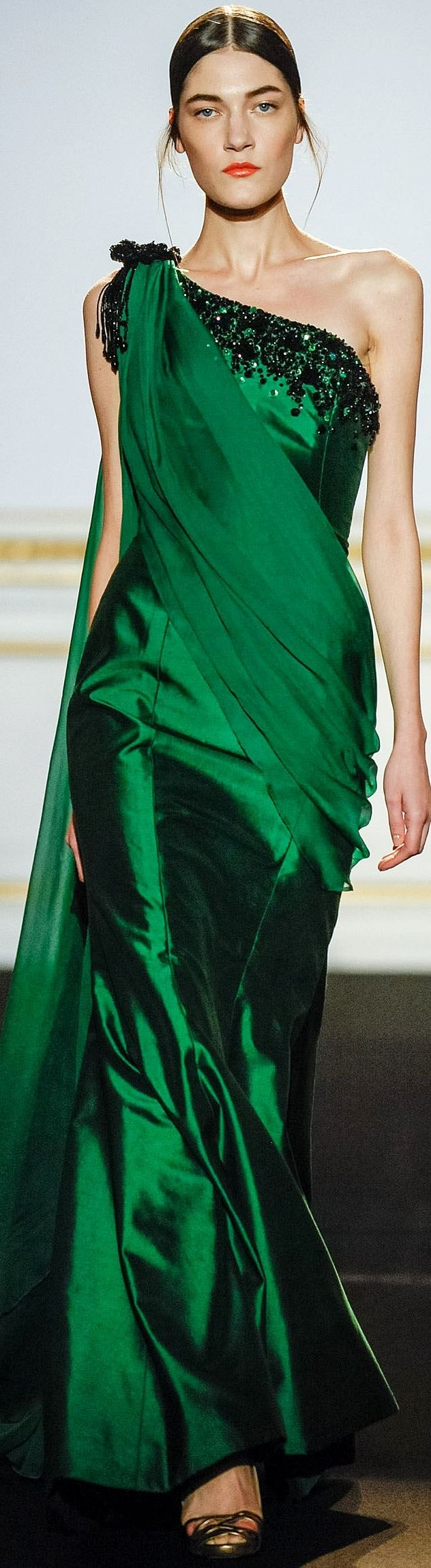 499 best Gowns.....Gorgeous Greens images on Pinterest | Abendkleid ...