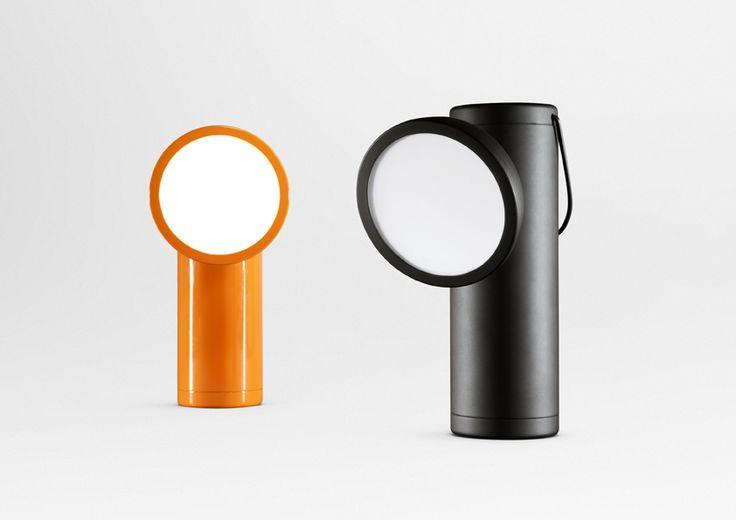 M Lamp by David Irwin for Juniper #lighting #design #lamp #kickstarter