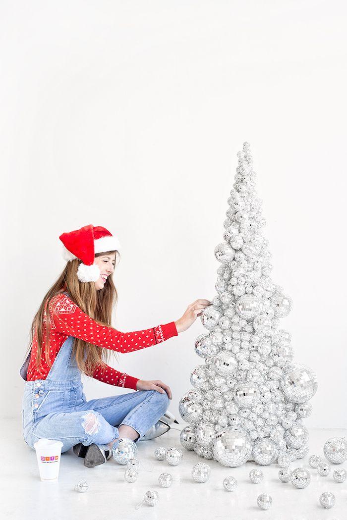 ▷ 1001 + Ideen und Anleitungen zum Basteln für Weihnachten   Feste ...