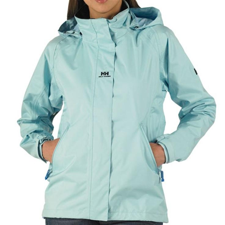 Buy Helly Hansen Womens Aden Helly Tech Jacket Light Blue
