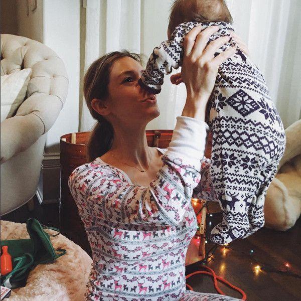 Kristin Cavallari & Baby Daughter Saylor Wear Cute Pajamas on Child's First Christmas | E! Online Mobile