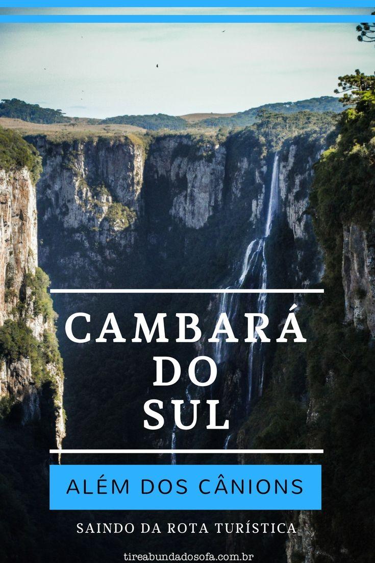 Cansado de seguir a boiada? Conheça os pontos turísticos de Cambará do Sul que fogem da rota turística clássica e vão além. Cachoeiras incríveis, lajeados e muito mais. O que fazer em Cambará do Sul, no Rio Grande do Sul.