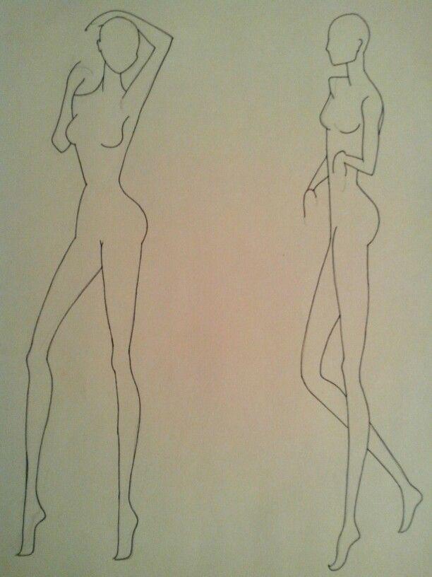 Fashion poses 1