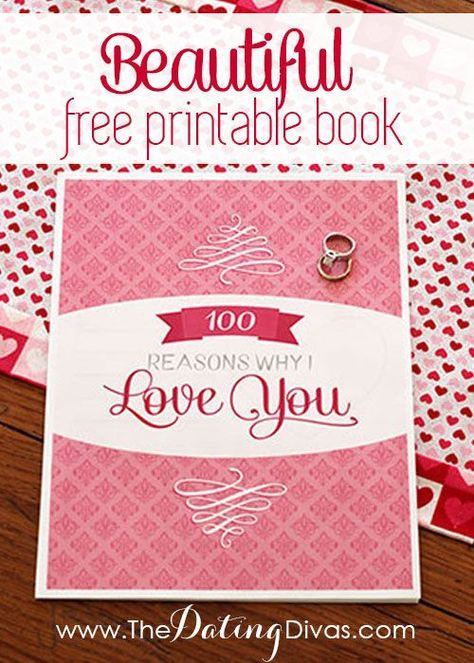 Romantic gift idea! Gorgeous book to print and personalize. This will be great for Valentine's day, our anniversary, or maybe even his birthday.