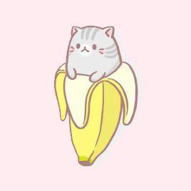 Няшный кот Бананя