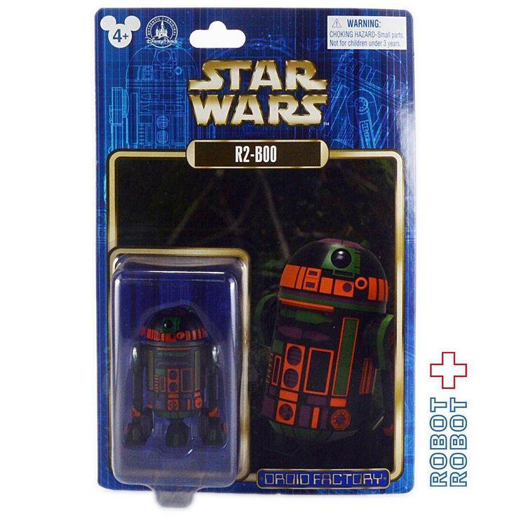 スターウォーズ ディズニーテーマパーク限定 R2-BOO ドロイドファクトリー  SW Disney Parks Star Wars Astromech Droid Factory R2-BOO DROID FACTORY #starwars #スターウォーズ #SW #アメトイ #アメリカントイ #おもちゃ #おもちゃ買取 #フィギュア買取 #アメトイ買取 #中野ブロードウェイ #ロボットロボット  #ROBOTROBOT #中野 #starwars買取 #スターウォーズ買取 #オールドケナー買取 #AFA買取 #WeBuyToys