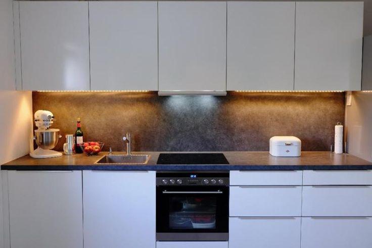 Zum Verkauf steht unsere Küchenzeile von Ballerina (2013)Es - arbeitsplatten küche 70 cm tief