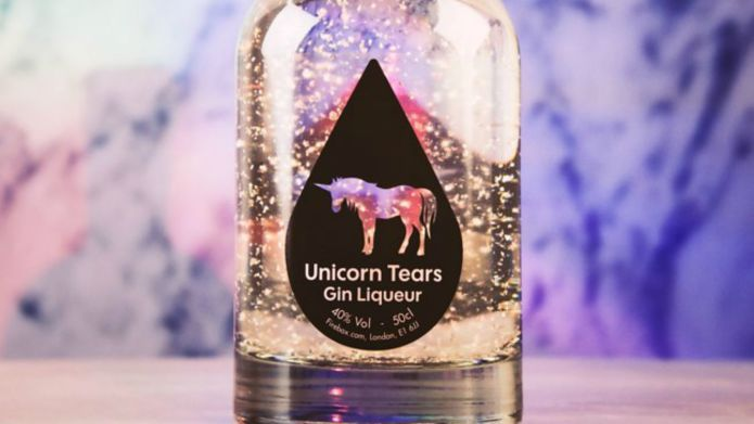 Unicorn Tears gin liqueur is the most magical potion known to man