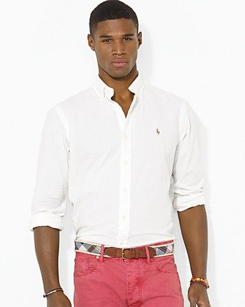 Shirt option # 2. Polo Ralph Lauren at Bloomingdales