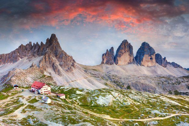 Die 5 schönsten Höhenwege in den Alpen