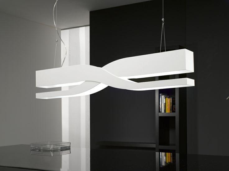 #Fifì #design #suspension by Selène Illuminazione