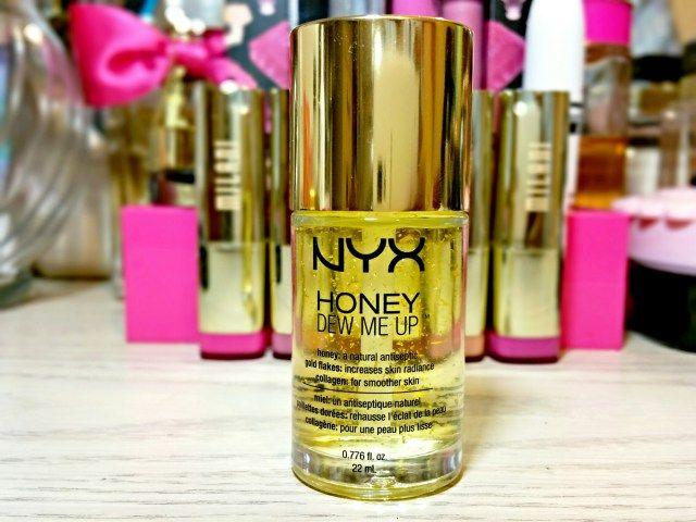 NYX Honey Dew Me Up Serum & Primer Review   Fancieland