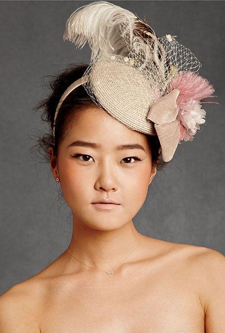wedding hat maybe......