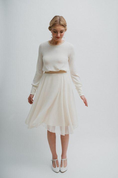 Brautkleider unter 500€ von Ave evA