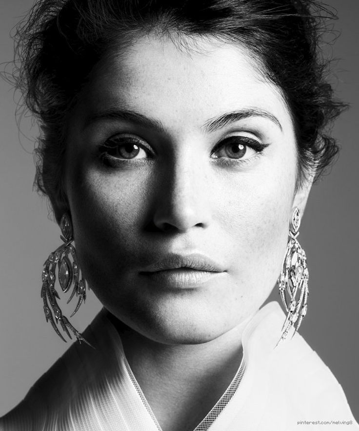 Gemma Arterton by David Slijper