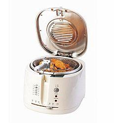 Eware 3K043 Cool-touch 2.5-liter Electric Deep Fryer