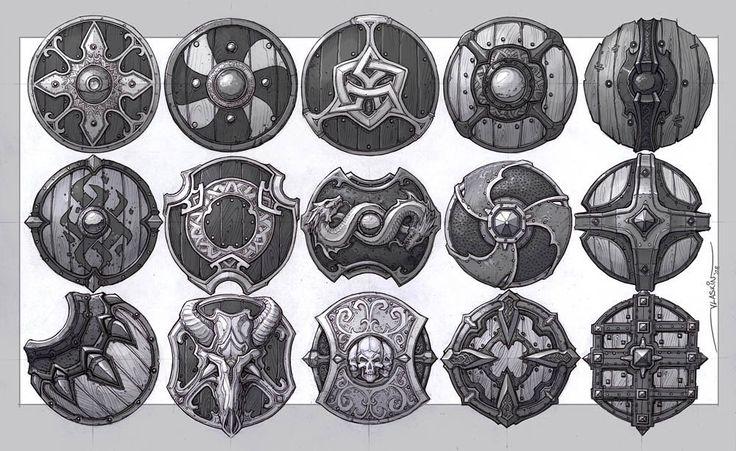 Shields! - Polycount Forum