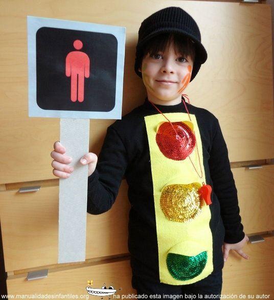 23 disfraces infantiles fáciles de hacer en casa ~ Educación Preescolar