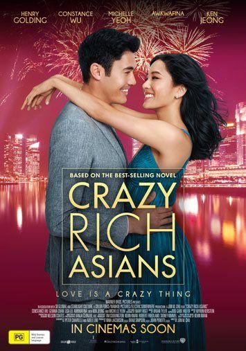 Crazy Rich Asians Putlocker