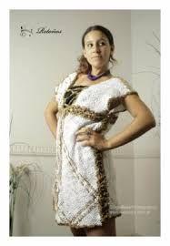 Resultado de imagen para vestido en telar