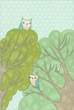 Treetops Journal - this is just wonderful, with cute little pictures on the pages.  We have one.