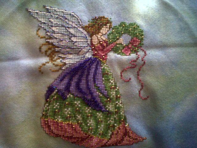 Christmas Petite Fairy