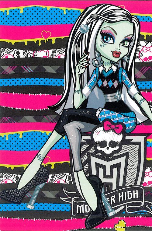 Monster high frankie wallpaper  Imagui