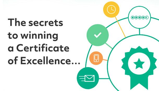 The Secrets To Winning A Certificate Of Excellence | TripAdvisor Vacation Rentals