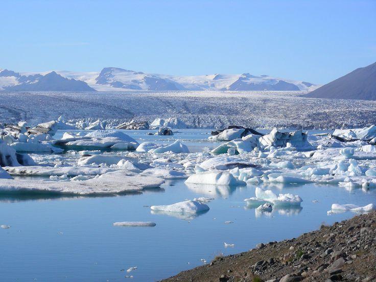Paisajes árticos, Artic landscape