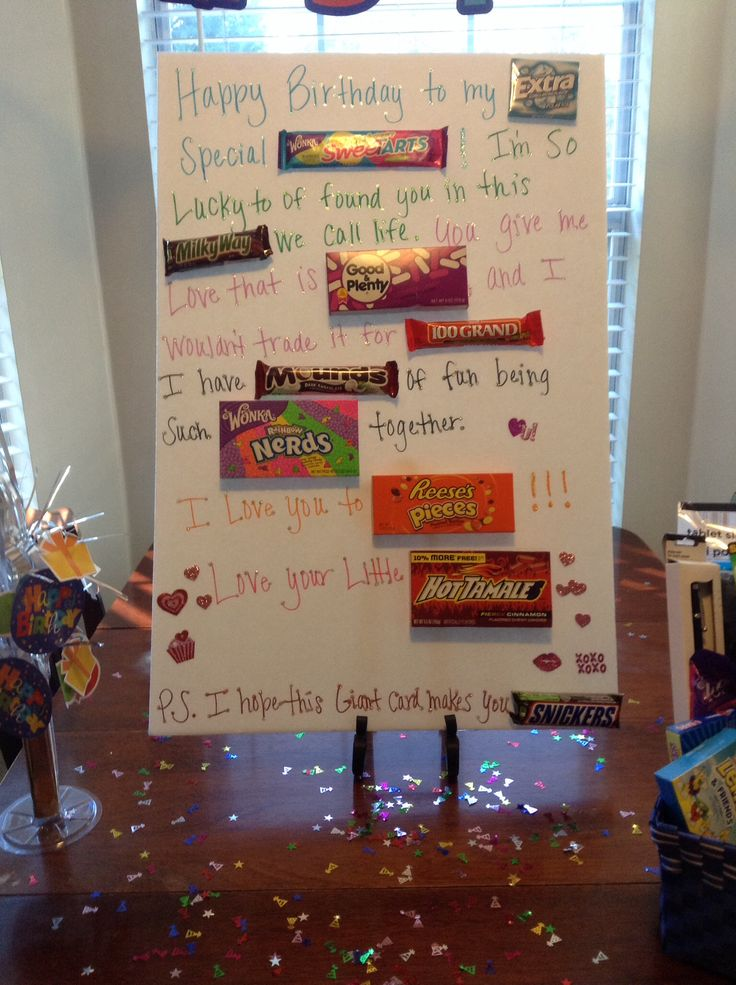 25+ best ideas about Husband birthday surprises on Pinterest ...