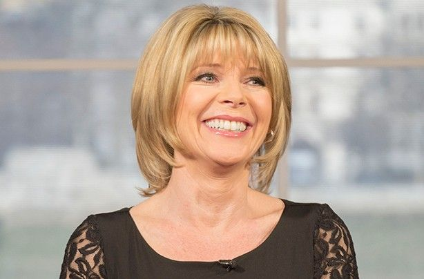Ruth Langsford (53) - The best hairstyle for your age ...