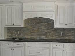 kitchen backsplash ideas 1000 ideas about stacked backsplash on 2220