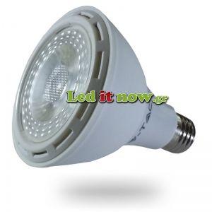 LED PAR30 V-TAC 12W E27 με 9.49€ | Led it now | Λάμπες LED