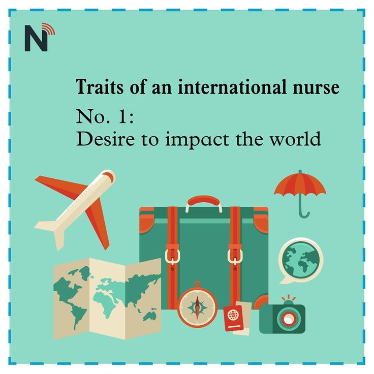 how to travel the world as a nurse