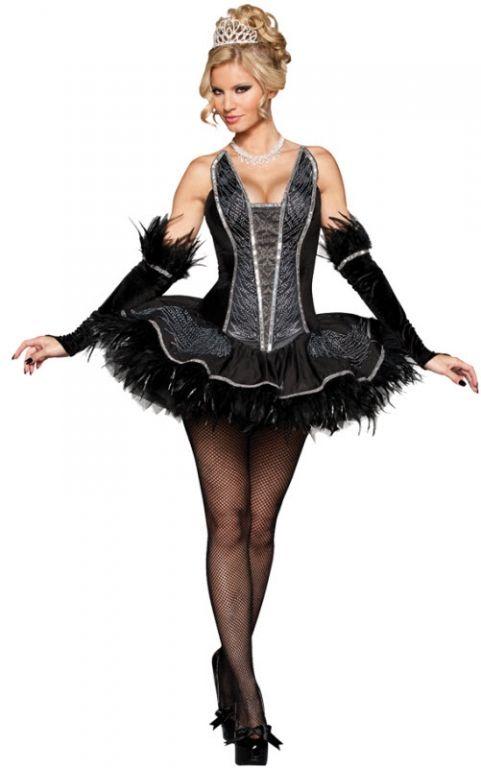 Seductive Swan Costume $169.95