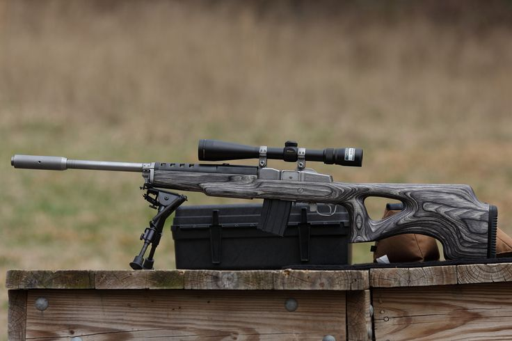weaponzone:  Ruger Mini 14 TargetCredit: THMP2